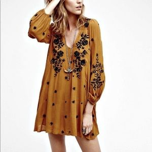 free people • sweet tennessee tunic dress